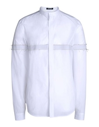 Damir Doma Long Sleeve Shirt White