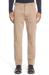 Men's 7 For All Mankind 'Luxe Performance' Slim Fit Chinos Khaki