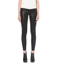 Ted Baker Ombray Skinny Mid Rise Jeans Navy