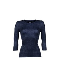 Dandg D And G Sweaters Blue