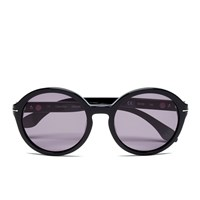 Calvin Klein Women's Platinum Sunglasses Black