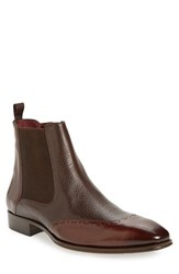 Mezlan Men's 'Casale Mid' Chelsea Boot Brown