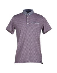 Duck And Cover Topwear Polo Shirts Men Dark Blue