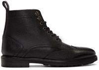 Tiger Of Sweden Black Charly 45 Boots
