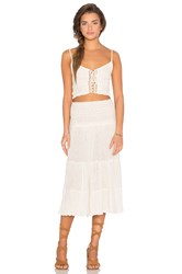 Jens Pirate Booty Bandit Queen 2 Piece Set White