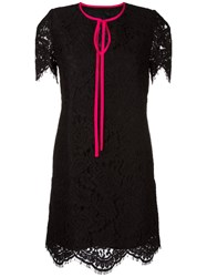 Marco Bologna Lace Dress Black