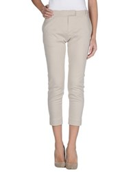 Paolo Pecora Donna Trousers 3 4 Length Trousers Women