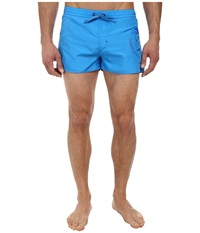 Diesel Coralrif Swim Short Sxu Aqua Men's Swimwear Blue