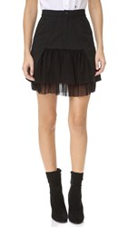 Marissa Webb Zarina Skirt Black