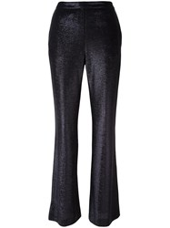 Lala Berlin Tailored Trousers Blue