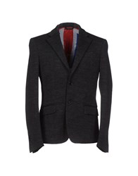Jack Suits And Jackets Blazers Men Black