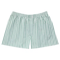 Thomas Pink Wirksworth Stripe Boxer Shorts Green