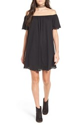 Painted Threads Women's Off The Shoulder Shift Dress