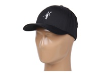 Toes On The Nose Shadowman Flexfit Hat Black Baseball Caps