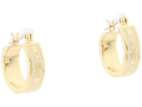 Marc By Marc Jacobs Classic Marc Mini Hoops