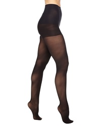 Commando Semi Opaque Tights Black