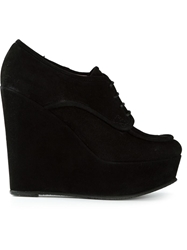 Opening Ceremony 'Penny Oxford' Wedge Shoe Black