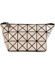 Issey Miyake Bao Bao 'Prism' Clutch Nude And Neutrals