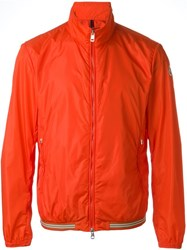 Moncler 'Dany' Padded Jacket Red