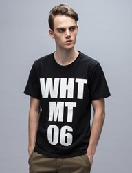 White Mountaineering Wht Mt 06 Printed S S T Shirt