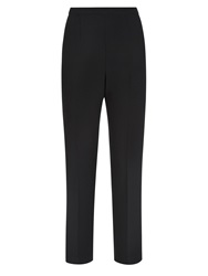Eastex Shorterstraight Leg Trouser Black
