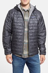 Men's Patagonia 'Nano Puff' Packable Water Resistant Hooded Jacket
