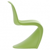 Junior Panton Chair Lime Green