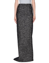 Dsquared2 Long Skirts Black