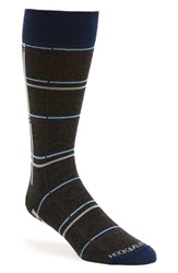 Men's Hook Albert Windowpane Socks