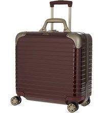 Rimowa Limbo Four Wheel Business Case 42.5Cm Carmona Red
