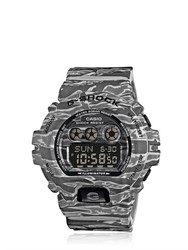 G Shock Premium Grey Camouflage Digital Watch