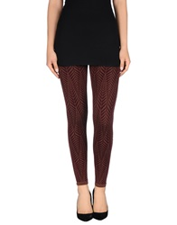 Laneus Leggings Maroon