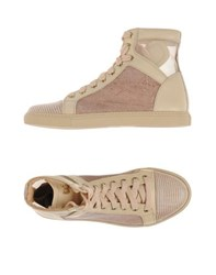 Betty Blue Footwear High Tops And Trainers Women Ivory
