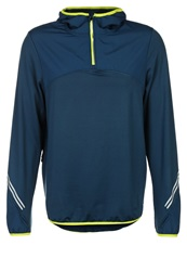 Your Turn Active Hoodie Majolica Blue Dark Blue