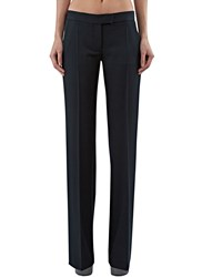 Stella Mccartney Erin Wide Tuxedo Pants Black
