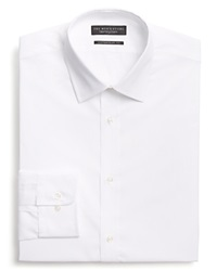 The Men's Store At Bloomingdale's Basic White Contemporary Fit Dress Shirt