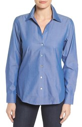 Foxcroft Women's Non Iron Fitted Shirt