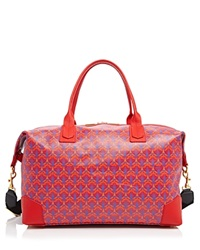 Liberty London Liberty Of London Regent Weekender Red
