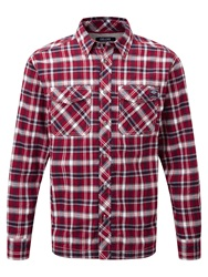 Tog 24 Malone Mens Deluxe Shirt Red