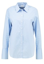 Filippa K Shirt Air Blue Light Blue