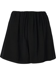 Elizabeth And James High Waisted Shorts Black