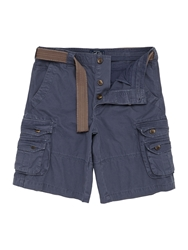 Criminal Rick Cargo Short Navy