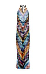 Missoni Zig Zag Lame Jumpsuit Multi