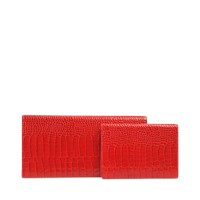 Smythson Mara Slim Travel Wallet