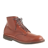 Alden For J.Crew 405 Burnished Tan Indy Boots Tobacco