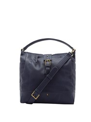 Joules Pu Tote Navy