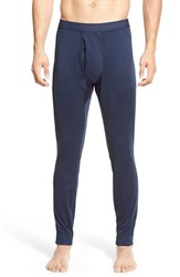 Men's Patagonia 'Capilene 3' Midweight Base Layer Pants Navy Blue
