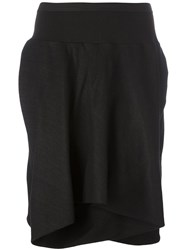 Rick Owens Draped Culottes Black