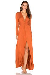 Rachel Pally Rosemarie Dress Rust