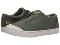 Mozo The Maven Canvas Green Women's Shoes